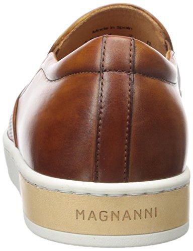 Magnanni Menns Calderon Mote Sneaker Cuero