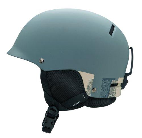 Giro Revolver 2009 Snow Helmet (Matte Primer Grey Thumbprint, Large), Outdoor Stuffs