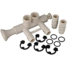 """Water Softener 1"""" Replacement Bypass Valve Assembly Kit - Part # 7345396"""