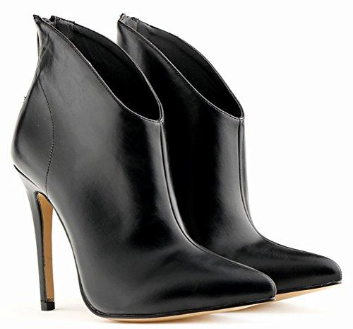 Salabobo - Zapatos con correa de tobillo mujer negro