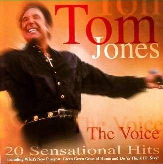 Tom Jones - The Voice - Zortam Music