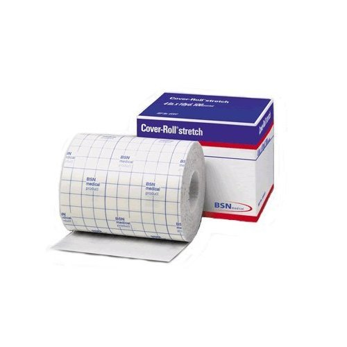 Cover-Roll Stretch 2'' x 10 Yards Non-Woven Adhesive Bandage - 12 Pack by Cover-Roll® (Image #1)