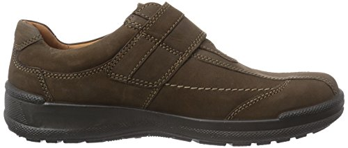 Jomos Mens M.velcro Shoes Choco Choco