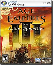 New Microsoft Corporation Age Of Empires III The Asian Dynasties Popular High Quality Practical from Microsoft Corp.