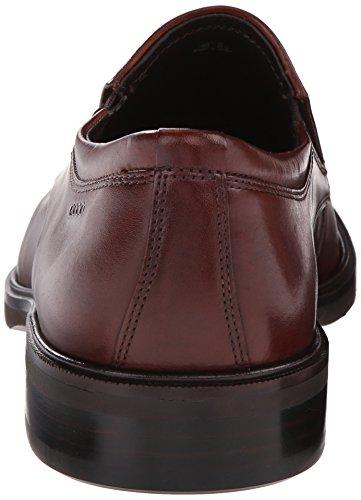 Ecco Mens Illinois Slip-on Loafer Cognac