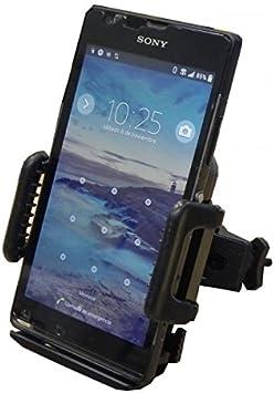 SOPORTE UNIVERSAL TUBULAR PARA MOTO Y BICICLETA TELEFONO MOVIL MP4 PDA GPS BICI: Amazon.es: Electrónica