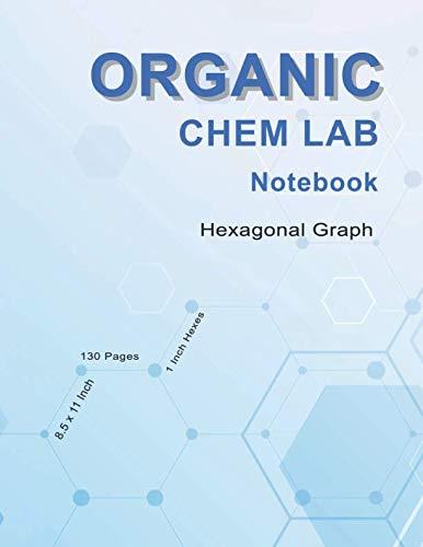 (Organic Chem Lab Notebook: Organic Chem Student Lab Notebook Paper 8.5