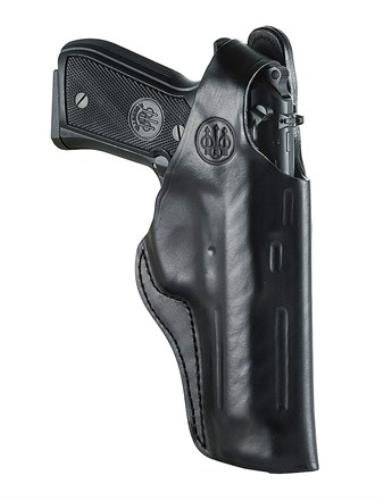 Beretta Leather Holster E01651 04-Hip Holster, Right Hand-Brigadier Lthr Mod 4 RH, Large by Beretta