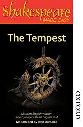 Shakespeare Made Easy - The Tempest (Shakespeare Made Easy (Paperback))