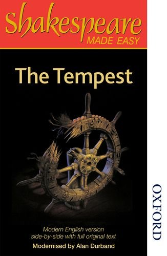 Shakespeare Made Easy - The Tempest (Shakespeare Made Easy Series)