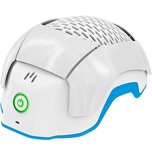 ordless Laser Hair Growth Helmet - Promotes Hair Regrowth and Prevents Further Hair Loss with Premium Red Light Lasers. Grow New Hair Faster Than with Products Using LED's ()