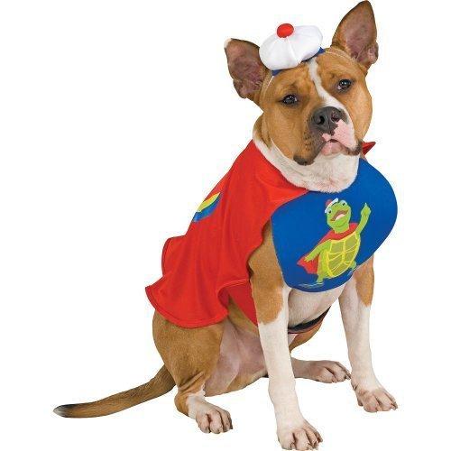 Pets Pet Wonder Turtle Tuck Costume (Rubie's Turtle Tuck Pet Costume -)