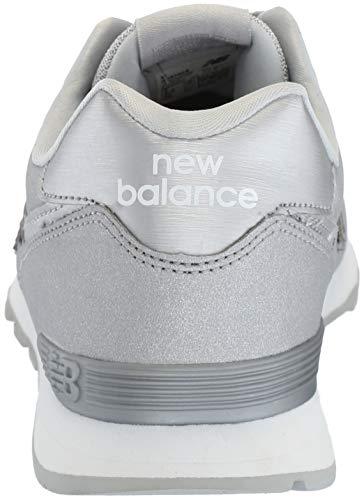 silver Balance 574v2 Ks New Enfant Baskets Argenté silver Mixte 6vnZxPq