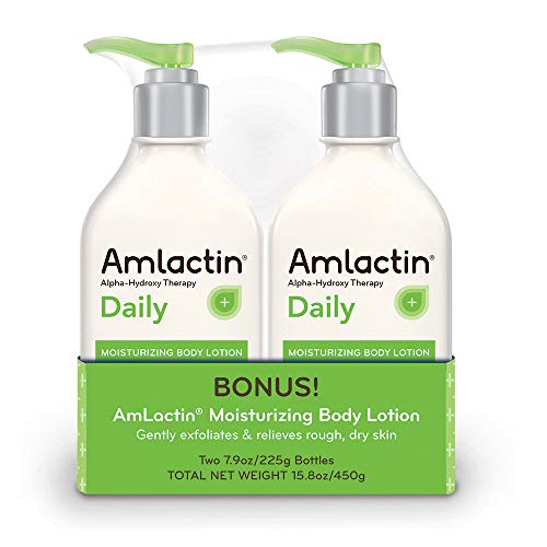 AmLactin Daily Moisturizing Body Lotion | Instantly Hydrates
