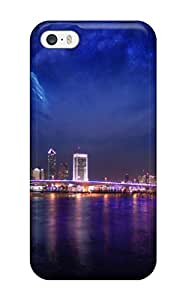 New Iphone 5/5s Case Cover Casing(city Nights Dreamy World) 5429792K58989917