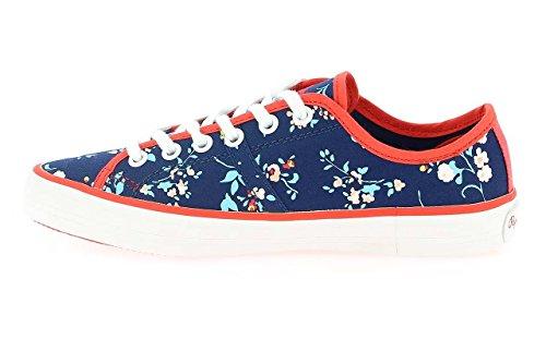 EU Jeans Blau 41 Sneaker London Pepe HqRg60