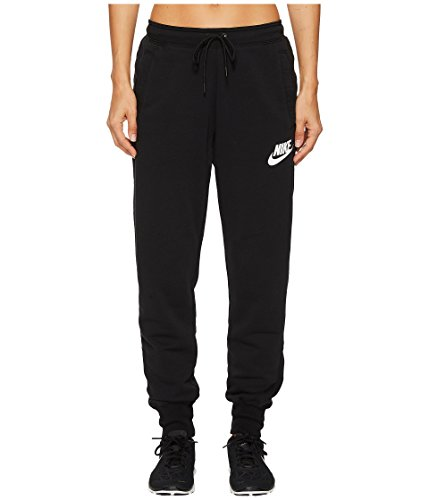 Nike Womens Rally Jogger Pants (Black, Small 28)