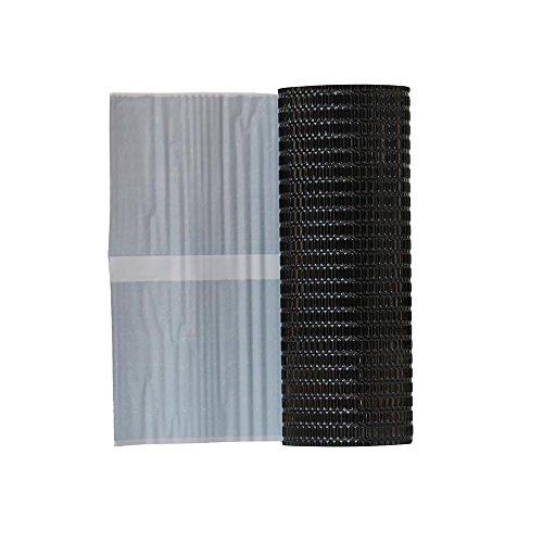 Onduline P696 Aluminum Flashing Band with Butyl Adhesive, Black by Onduline
