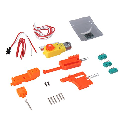 WORKER Mod Automatic Kits 130 Motor Semi Auto and Full Auto Modified Parts Set for Nerf N-Strike Elite Stryfe Toy