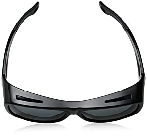 Bobster Condor 2 OTG Sunglasses with Anti-fog Lens
