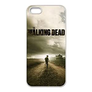 Custom Colorful Case for iphone 6 4.7, The Walking Dead Cover Case