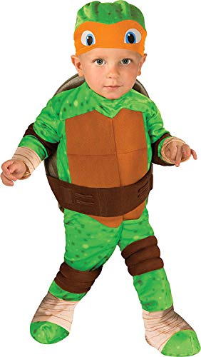 Nickelodeon Baby Boys' Teenage Mutant Ninja Turtles