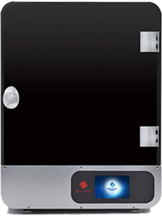 W H x 4.72 L tama/ño de impresi/ón 7.55 x 7.87 impresi/ón sin conexi/ón con pantalla t/áctil inteligente de 3.5 pulgadas KELANT S400s Impresora 3D LCD de curado de luz UV grande