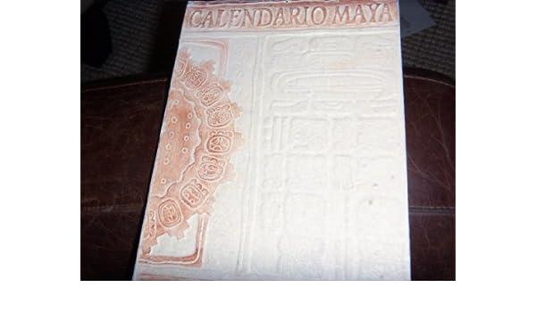 Calendario Maya: Amazon.com: Books