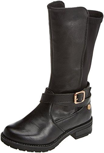 XTI Mädchen 053967 Booties Black (Schwarz)