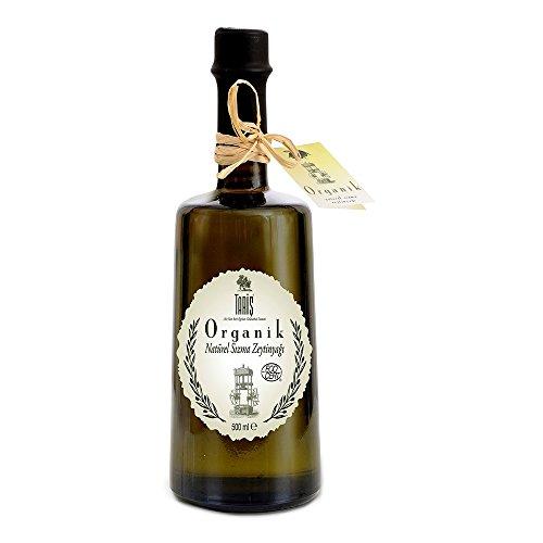 TARIS Organic Extra Virgin Olive Oil 500ml.