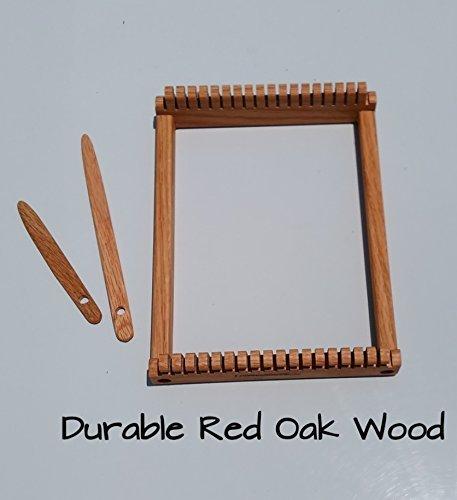 6 inch Travel Mini Loom kit Tools included Oak LoomsAndToolz MIz12434280