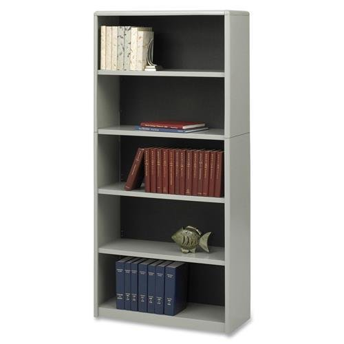 Safco 7173GR Value Mate Bookcase - 31.8