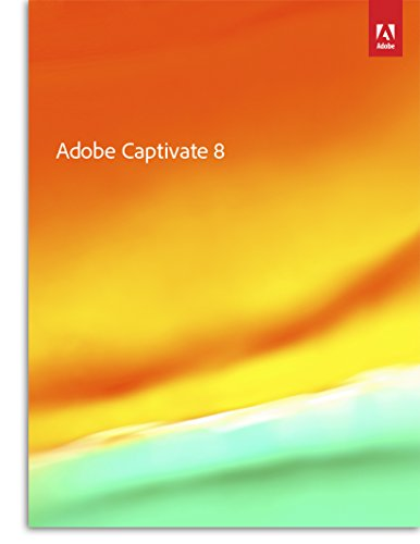 Adobe Captivate 8 for Mac [Download] by Adobe