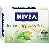 Nivea Lemon Grass and Oil Soap 100g
