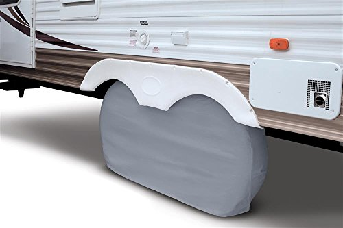 Classic Accessories OverDrive RV Dual Axle Wheel Cover