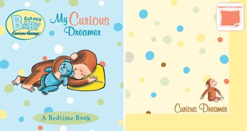 Download Curious Baby My Curious Dreamer Gift Set (Curious George Book & Blankie) (Curious Baby Curious George) pdf