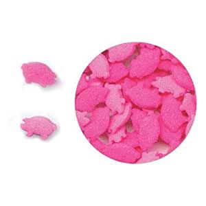 Pink Pig Sprinkles/Quins
