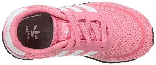 5923 9 El Chalk N Sneaker Adidas Toddler Us Fabric Baby M Three White 5k Grey S I Pink Ftwr HEWAq6w6