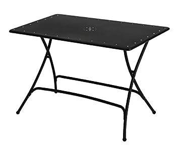 Ideapiu Tisch Aus Blech Tisch 140 X 80 Gartentisch Klassischer