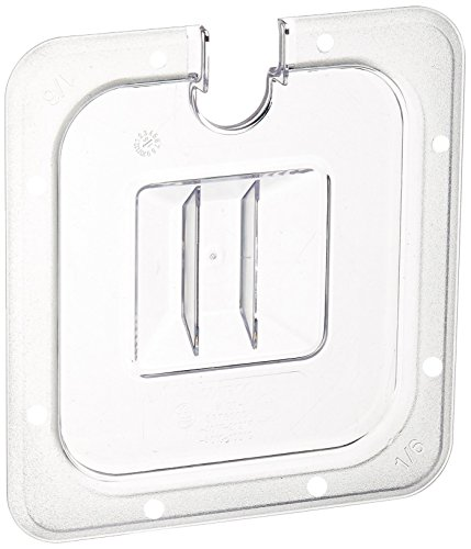 Winco SP7600C 1/6 Pan, Slotted Cover