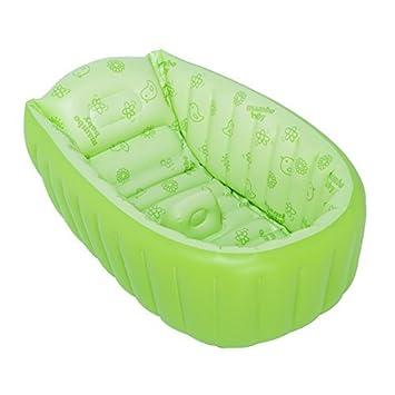 Baignoire bébé, portable gonflable Baignoire, Mini, piscine ...
