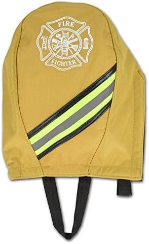 Lightning X Fireman SCBA Air Pak Respirador máscara de bomberos ...