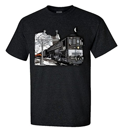 Southern Pacific Cab Forward Doubleheader T-Shirt Adult X-Large [52] (Southern Pacific Cab)