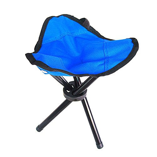 Why Should You Buy Tri-Leg 3-Legged Stool Camping Portable Folding Tripod Stool,UltraLight Folding P...