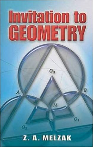 invitation to geometry z a melzak
