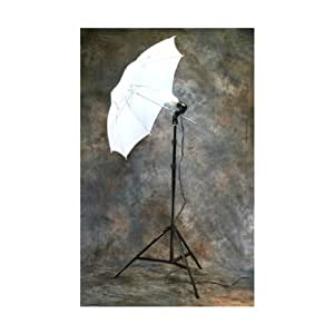 ePHoto Photography Studio Continuous Lighting Umbrella Kit + Free 45 Watts 5500k Fluorescent Photo Lamp Bulb by ePhoto INC Dk1
