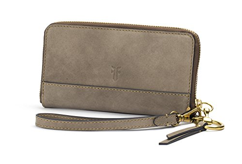 FRYE Ilana Harness Phone Wallet, Grey by FRYE