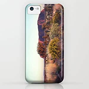 Society6 - Uluru iPhone & iPod Case by Laura James Cook