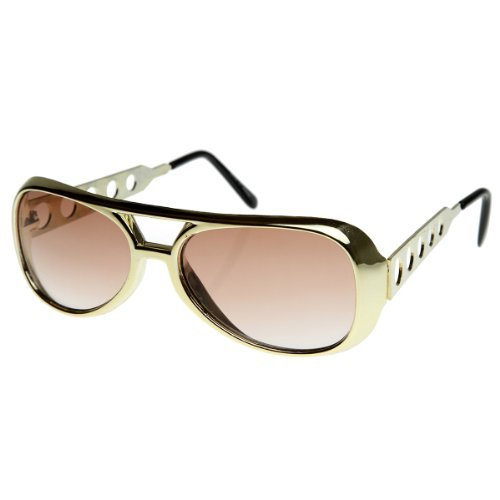 Classic TCB Elvis Celebrity Style Aviator Sunglasses for $<!--$6.99-->