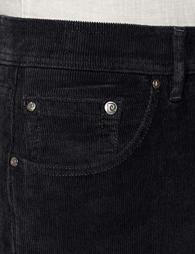 Classic Uomo Cardin blau Cord Deauville Blu Pantaloni 84 Fit Pierre wqUtHpxq